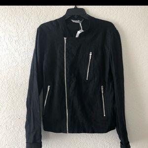 NWT Zara Man Linen Jacket